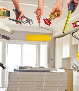 Teljes korű lakásfelújítás - Holló Bt