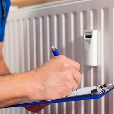 radiátor karbantartása